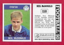 Everton Neil McDonald 118